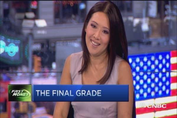Fast Money Final Grade: URI, LVS, CRUS & QCOM