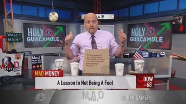 Holy guacamole: Cramer's read on CMG