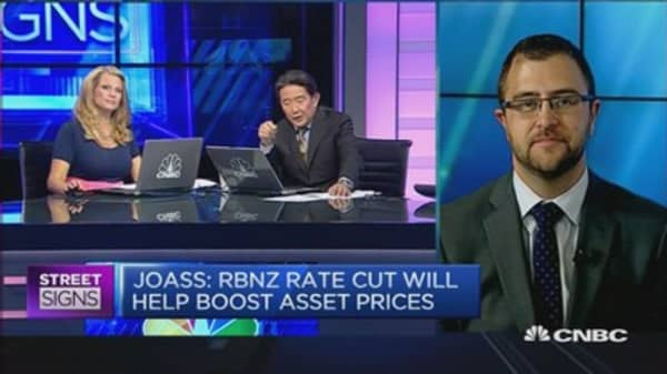 RBNZ rate cut was a no-brainer: Motley Fool