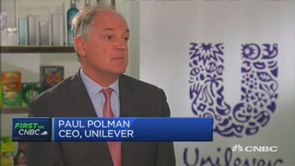 Beauty a big growth driver: Unilever boss
