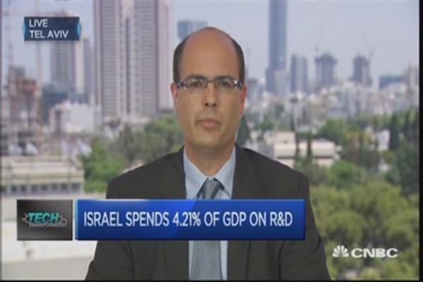 Israel: The start-up nation