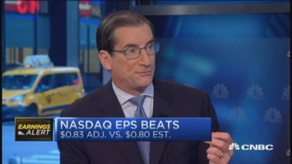 Nasdaq & NYSE prepare backup plan: Nasdaq CEO