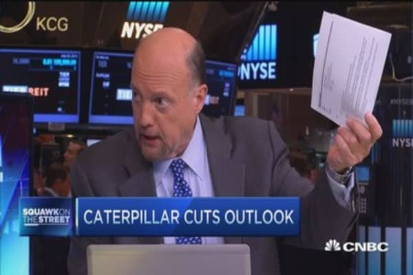 Cramer: Everything is wrong with CAT