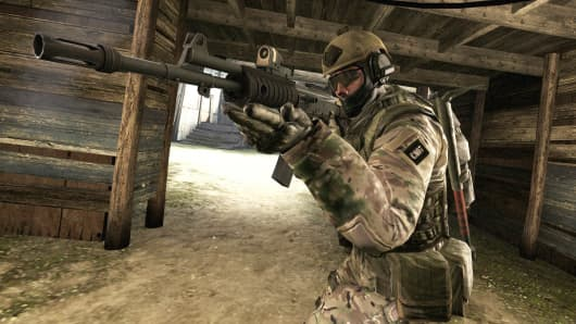 Counter-Strike: Global Offensive video game still