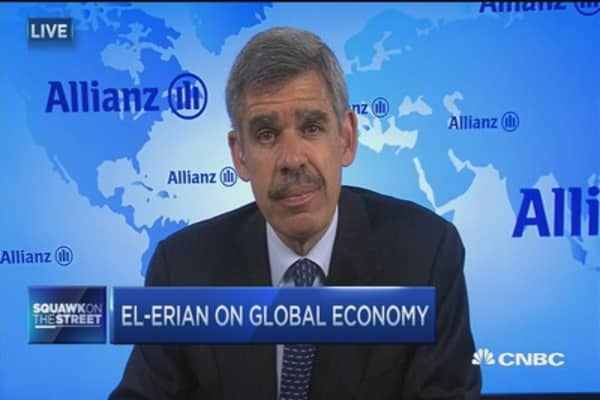 El-Erian: China no longer locomotive of global growth