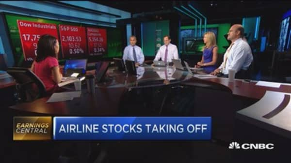 Airlines: High-flyers or losing momentum?