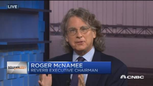 Roger McNamee: Taking on Uber could be trouble for de Blasio
