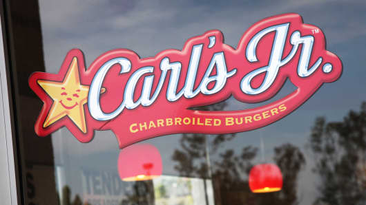 carl s jr launches ad campaign as it tries to forge its own identity