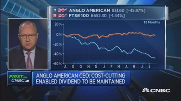 Job cuts needed to stay competitive: Anglo American CEO