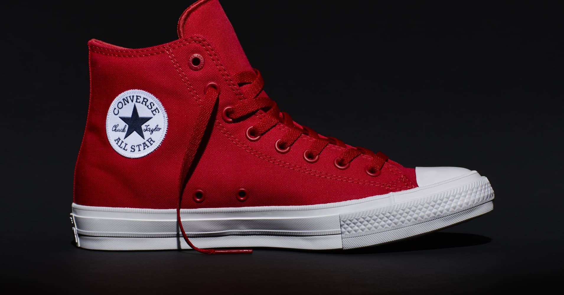 e855e1f32fa Converse makes first change in a century to the Chuck Taylor All Star  sneaker