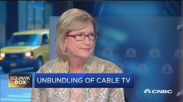 Cutting the cord... a look at cable TV's future: Expert