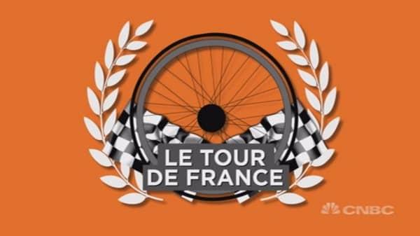 The Tour de France fun facts