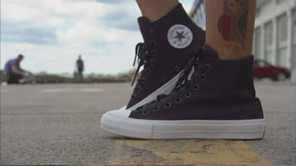 e1f897c00f72 Converse makes first change in a century to the Chuck Taylor All ...