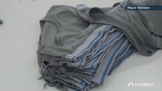 How underwear has gone high tech
