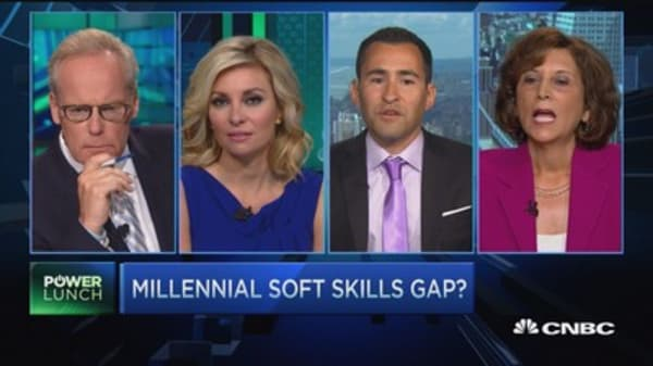 This pro says millennials are not prepared to lead