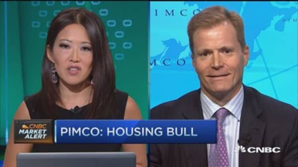 Pimco's housing position
