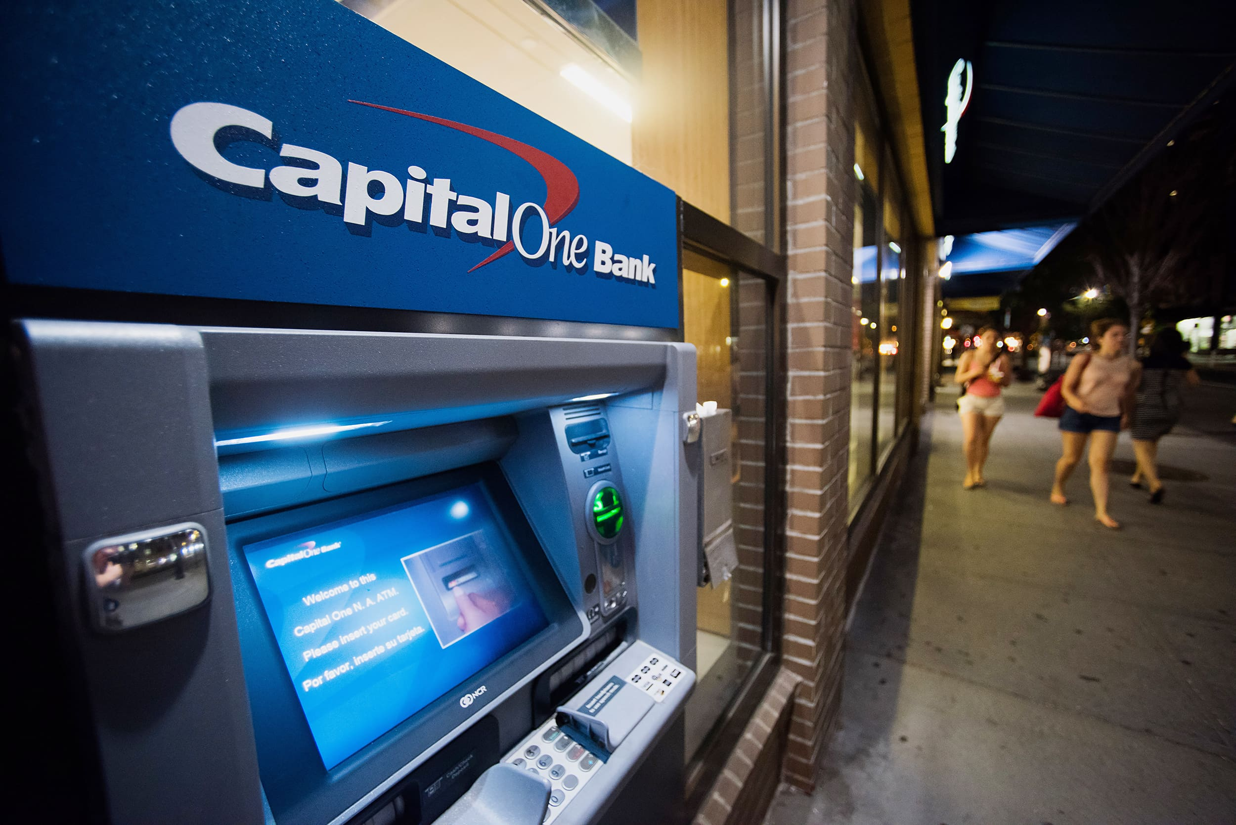 Some Capital One Debit Card Users Charged Twice For Purchases