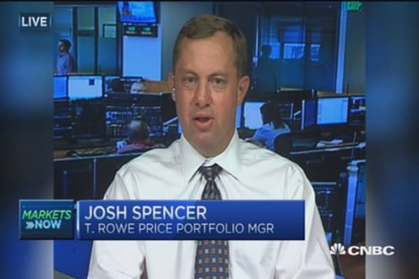 Amazon still good opportunity: Spencer