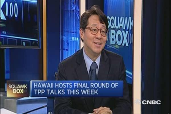 Ex-US ambassador: Hopeful of a TPP deal