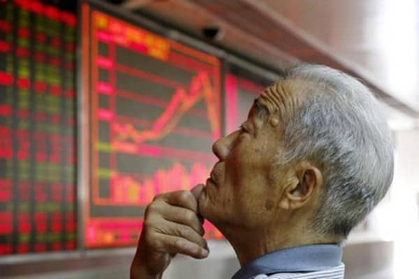 China stocks slammed in Asia sell-off