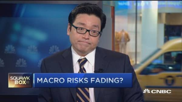 Markets acting like it's 1904 again: Tom Lee