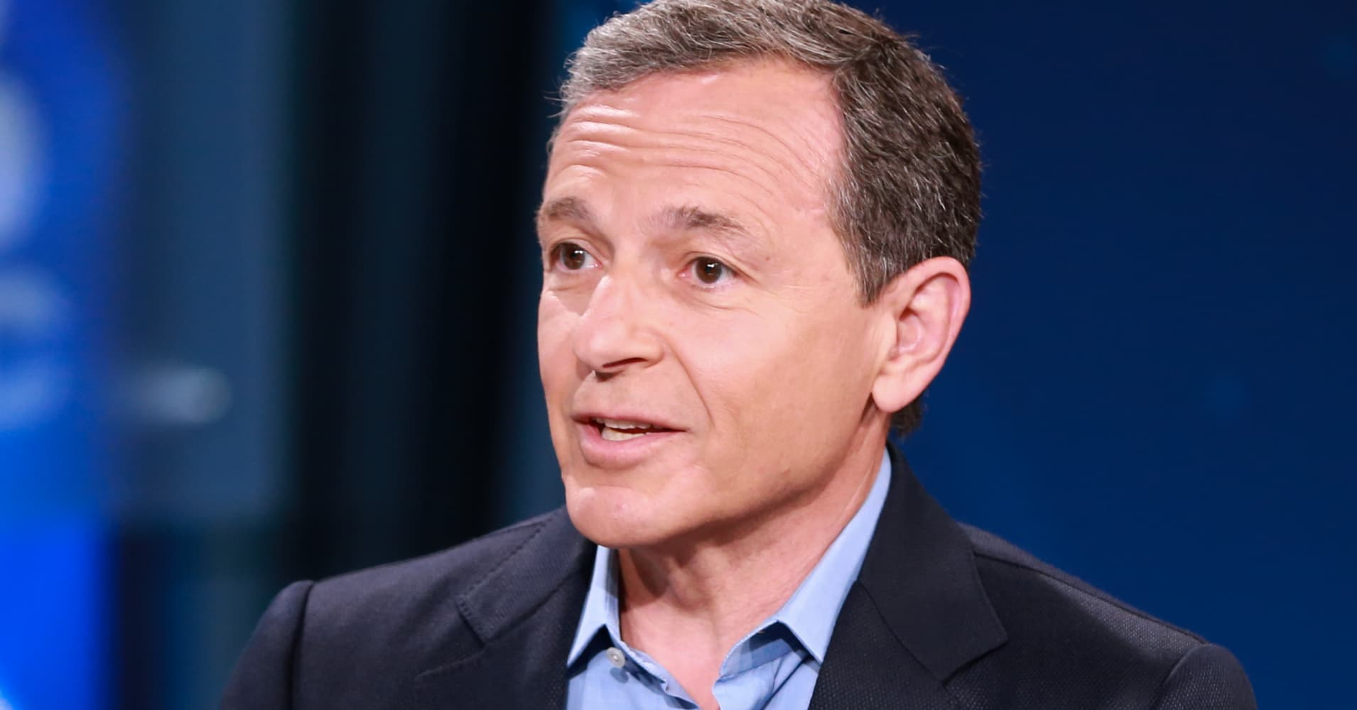 Disney CEO Bob Iger: Confident deal with Fox will close