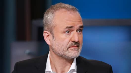Nick Denton, founder and CEO of Gawker Media.