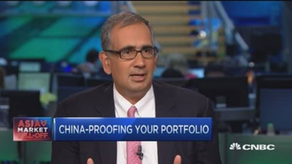 How should you China-proof your portfolio?