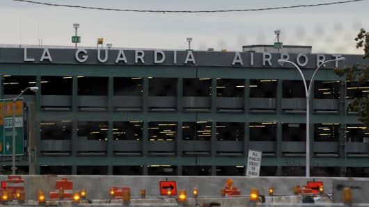 LaGuardia Airport in New York to get a $4 billion overhaul.