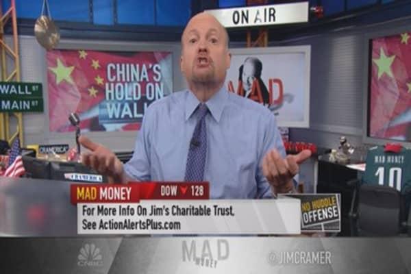Cramer: We are China