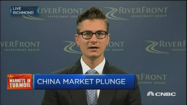 Premature to say China's meltdown is over: Pro