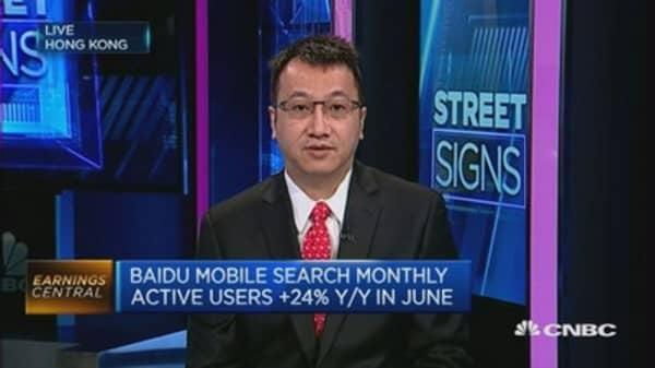 Tracking Baidu's shift to O2O services