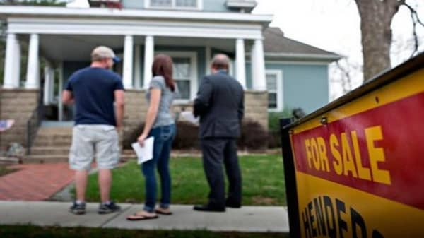 Home ownership drops