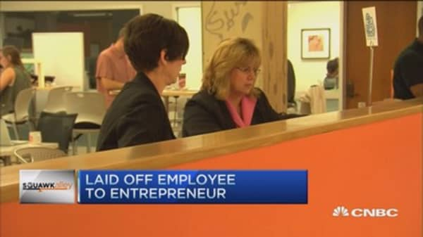 Finding a 'landing spot' for laid off workers