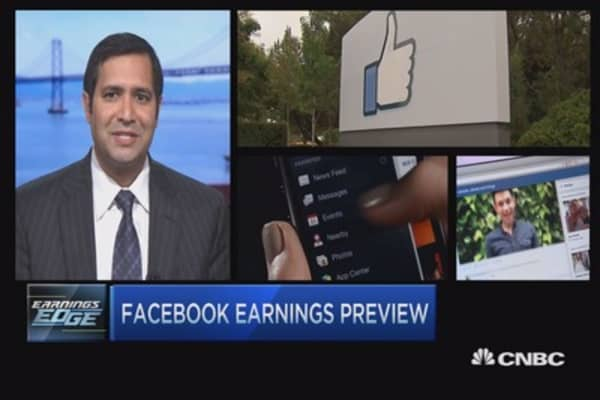 3 key things to watch from Facebook's earnings