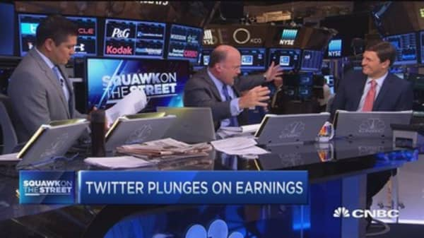 Cramer: Twitter going through existential crisis
