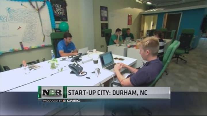 Start Up City Durham Nc