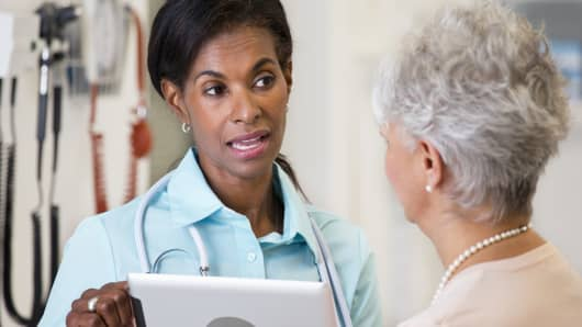 Healthcare senior medicare