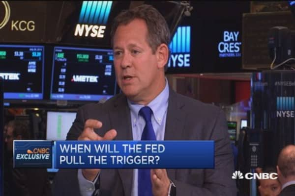 Will rate hike hurt equities?