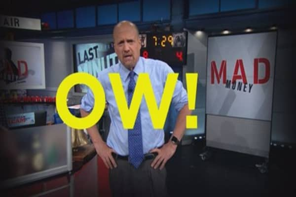 Cramer: This Is Hurting Whole Foods