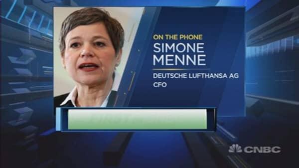 No financial impact from crash: Lufthansa