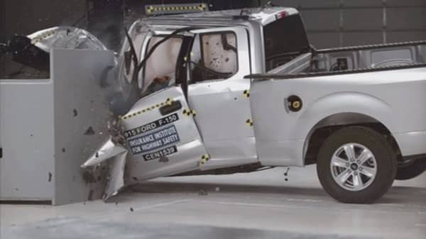 Ford S F Series Pes Crash Tests