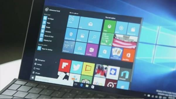 A quick look at Windows 10
