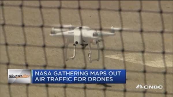 It's a bird, it's a plane...it's a drone!
