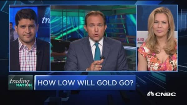 Bearish case for gold