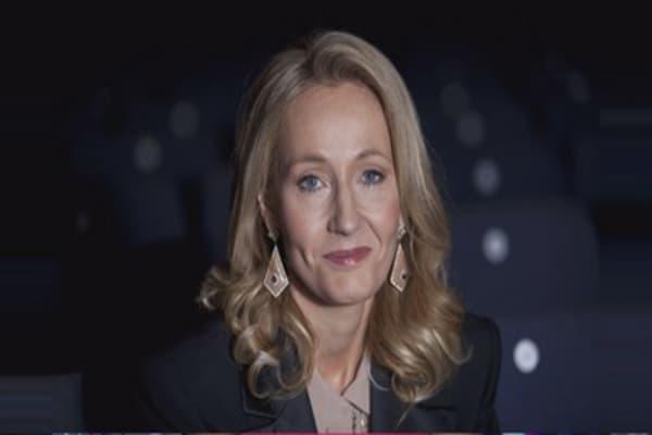 J.K Rowling has a lot to celebrate