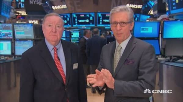 Cashin says: Uphill fight for stocks