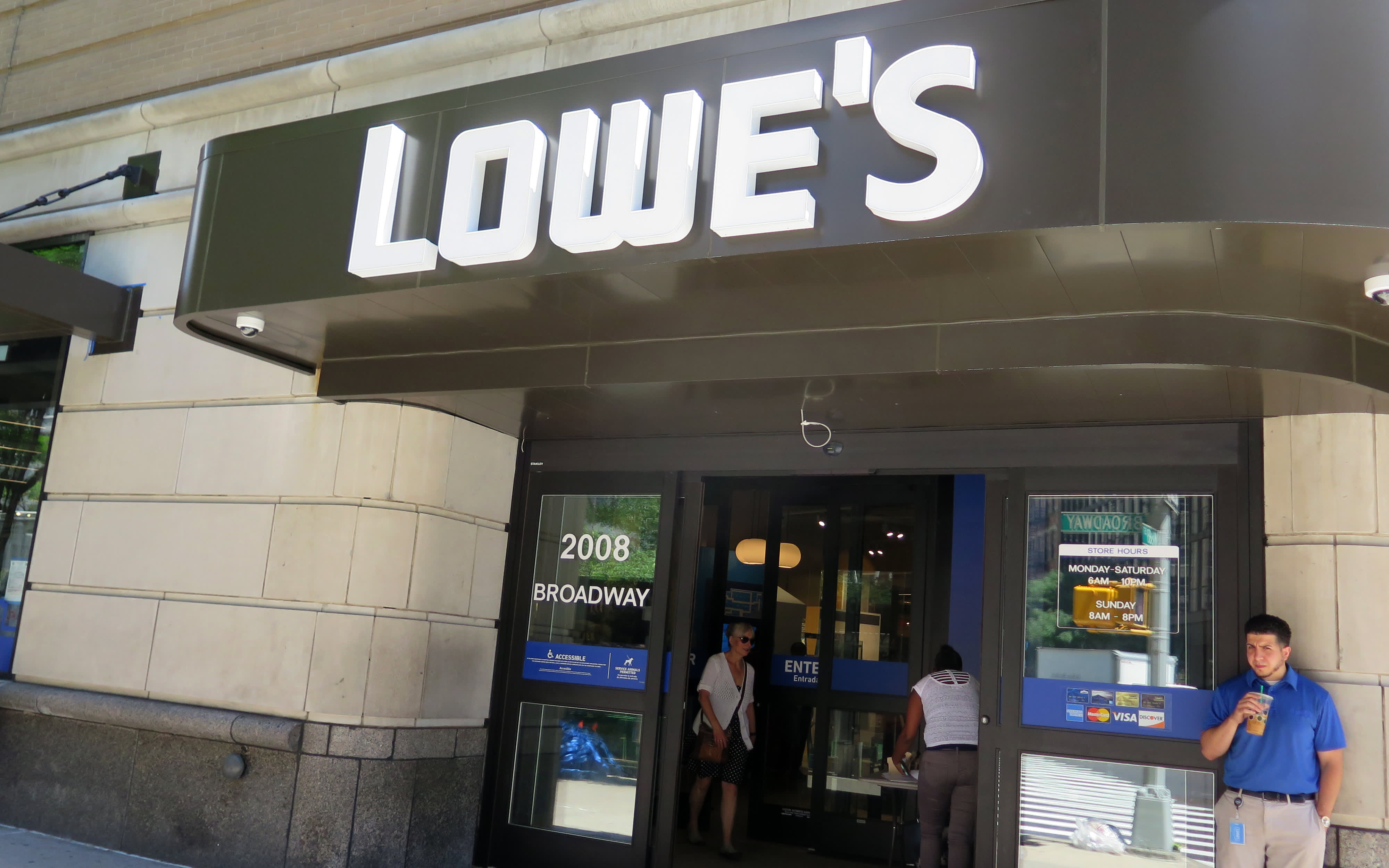 Lowe s opening two Manhattan stores 7023af9eb37