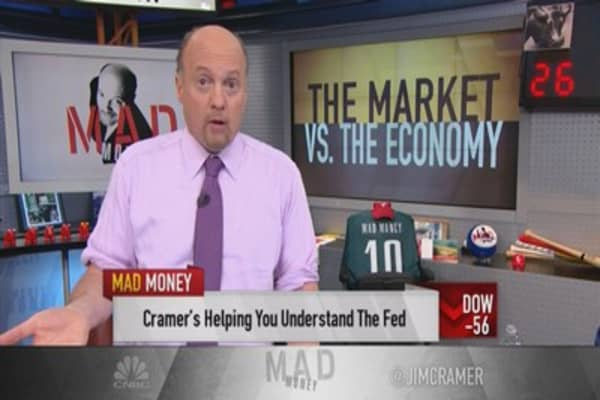 Cramer: Don't fight the Fed