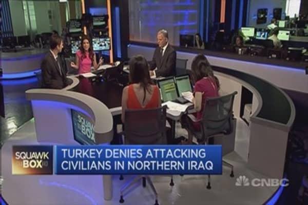 PKK poses strategic risk for Turkey: Maplecroft Director